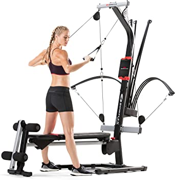 Bowflex PR1000 Home Gym with 200 lbs. Power Rod Resistance