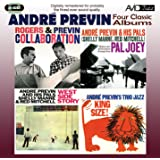 Four Classic Albums (West Side Story / Collaboration / King Size / Pal Joey)