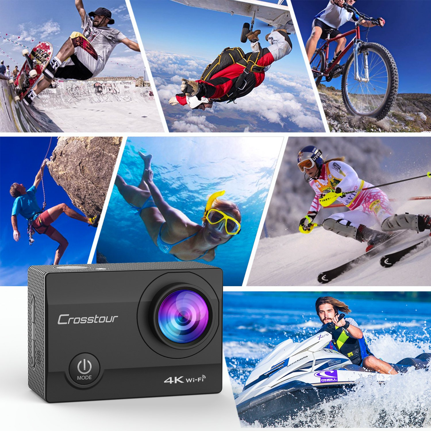 Crosstour Action Cam