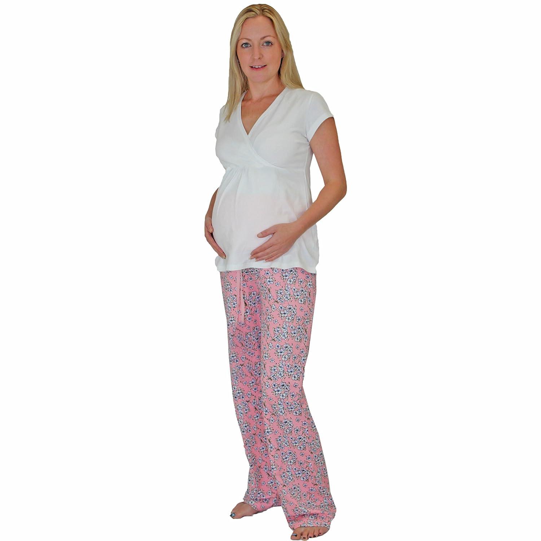 Pink Pixie - Ensemble de pyjama spécial grossesse - Femme