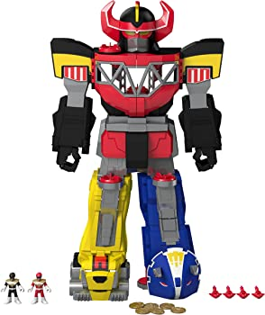 Fisher Price Imaginext Morphin Megazord