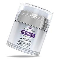 Namskara Retinol Moisturizer Cream with Active 2.5% Retinol & Hyaluronic Acid -...