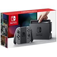 Consola Nintendo Switch Gris - Edición Estandar - Nacional - Standard Edition