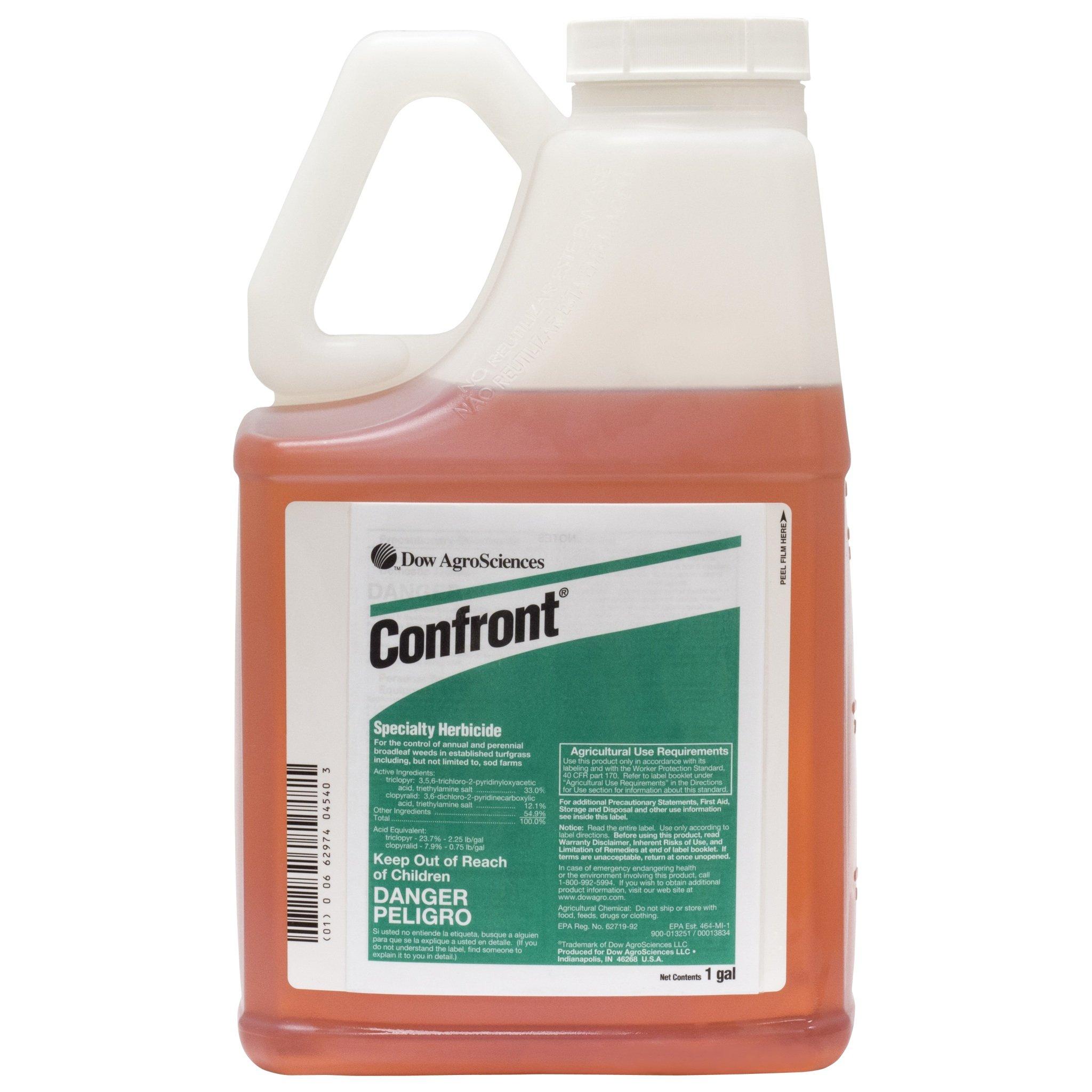Confront - 1 Gallon - Broadleaf Control for Lawns