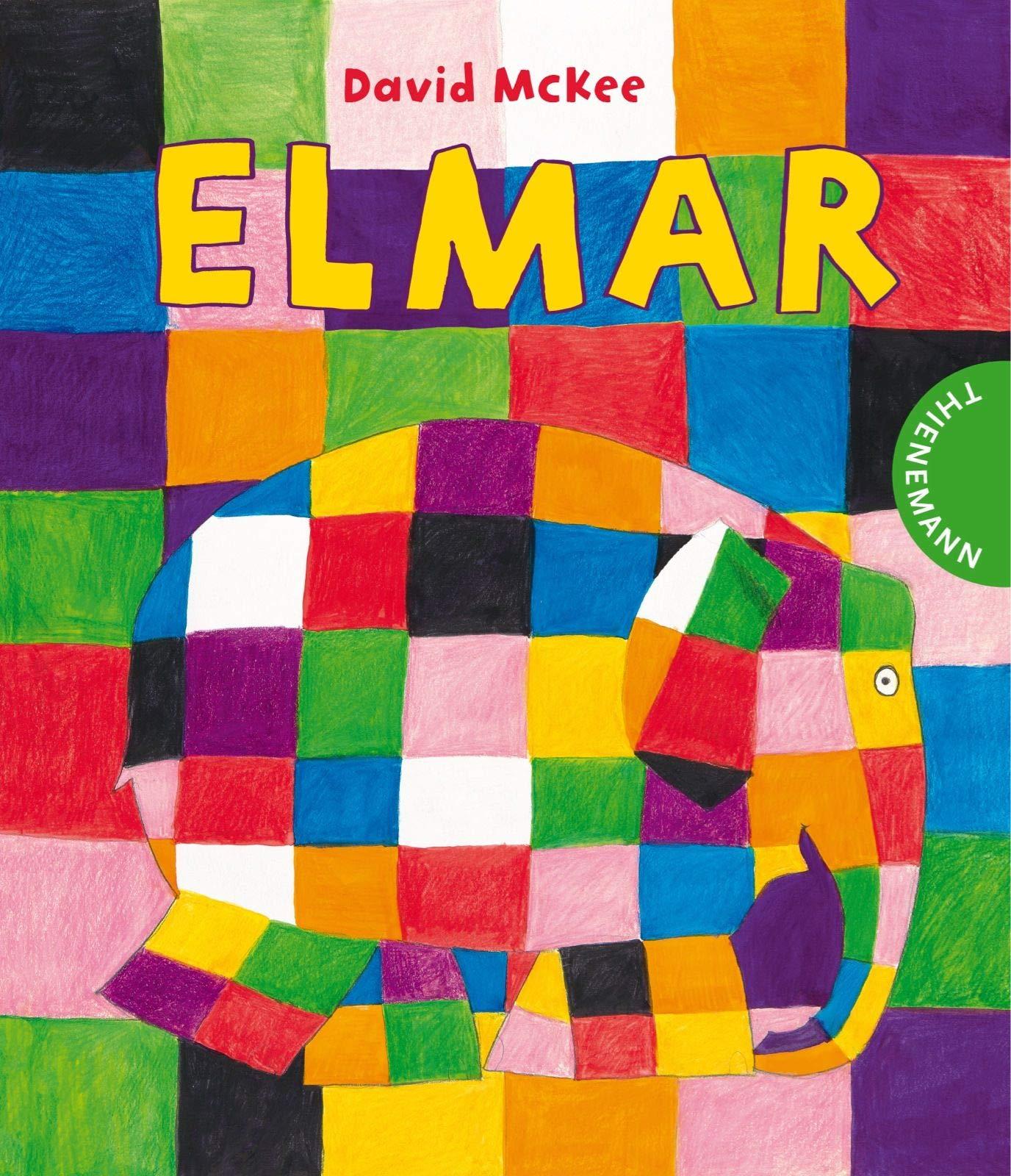 Elmar. Mini-Bilderbuch (Primary Picture Books German): Amazon.es: McKee, David, Lenzen, Georg: Libros en idiomas extranjeros