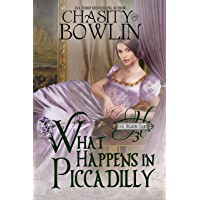 What Happens in Piccadilly (The Hellion Club Book 3) (English Edition)