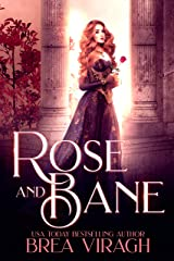 Rose and Bane: (A Dark Paranormal Beauty and the Beast Retelling) Kindle Edition