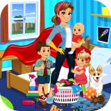 Super Mom: Chores, Errands & Housework with Mommy FREE
