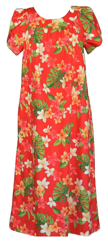 d89c5ad7f0a5 RJC Women's Colorful Plumeria Muumuu Dress at Amazon Women's Clothing store: