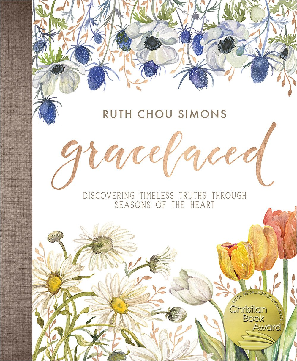 GraceLaced: Discovering Timeless Truths Through Seasons of the Heart by Harvest House Publishers