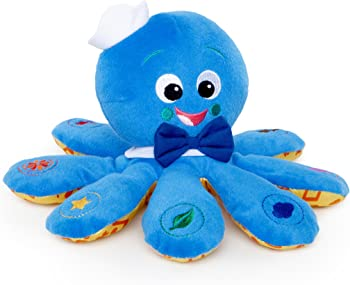Baby Einstein Octoplush Plush Toy