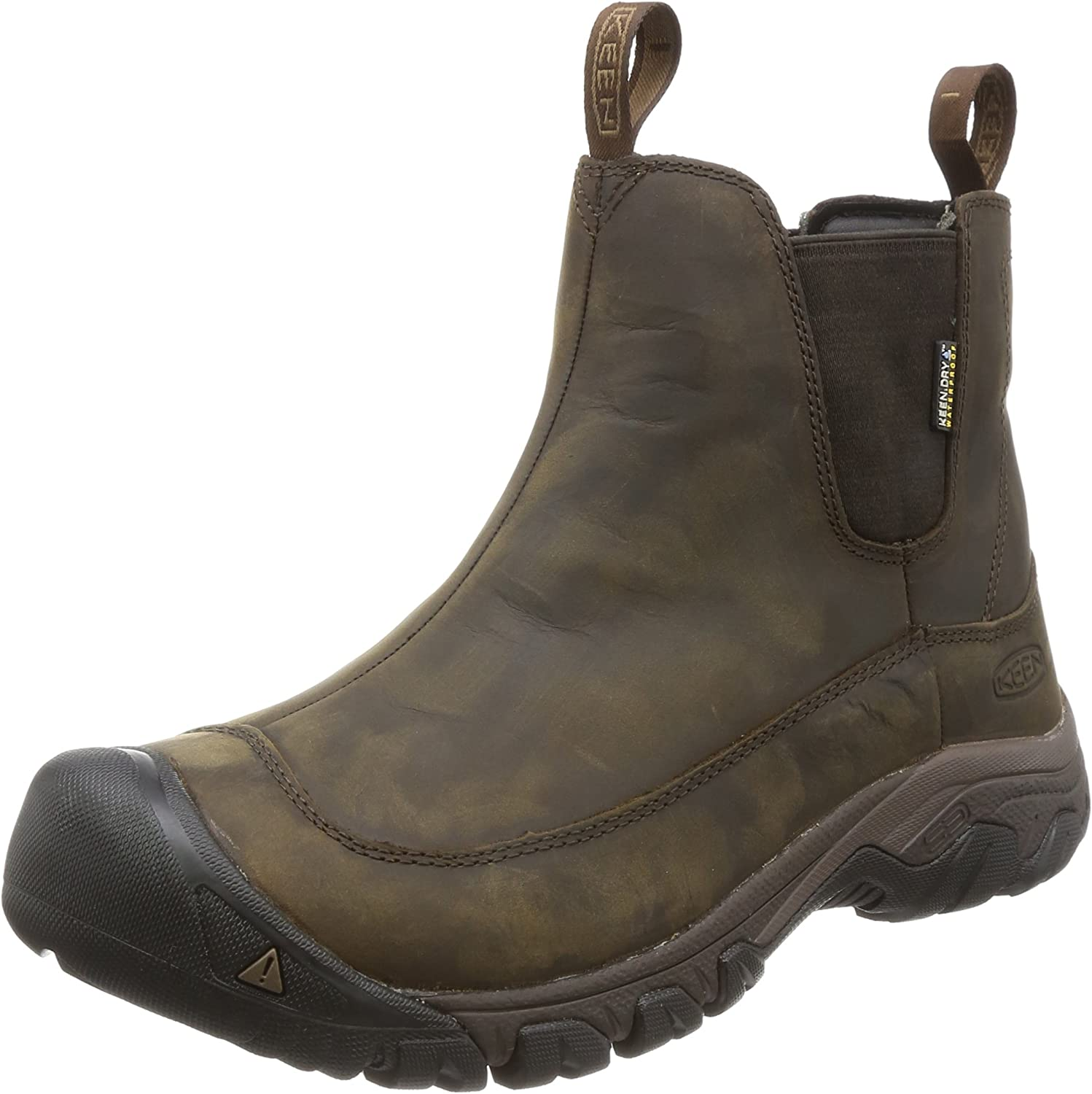 KEEN Men's Anchorage Boot iii wp-m Hiking