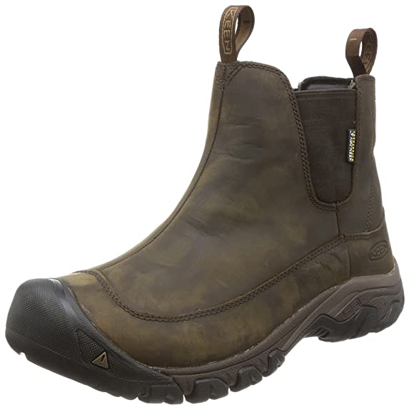 d1749b530ed KEEN Men's Anchorage Boot iii wp-m Hiking