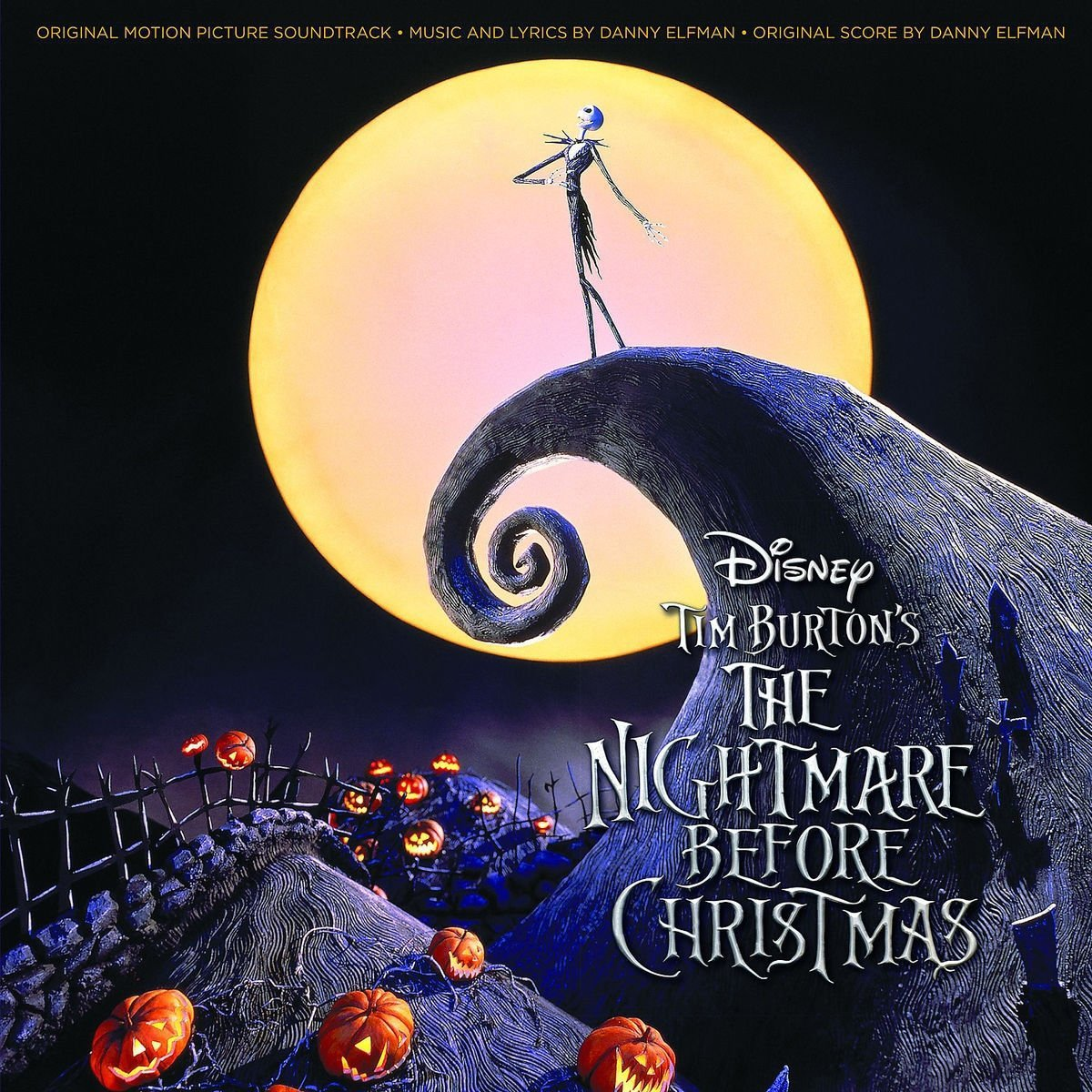 Soundtrack - Nightmare Before Christmas [2 LP] - Amazon.com Music