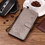 Funyye PU Leather Wallet Case for Huawei P20 Pro
