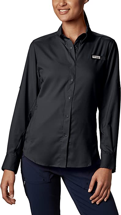 f4bb710a544 Amazon.com  Columbia Women s PFG Tamiami II Long Sleeve Shirt