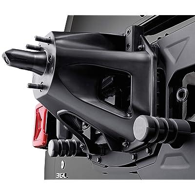Mopar 82215355 Jeep Wrangler Oversized Spare Tire Carrier Modification Kit: Automotive