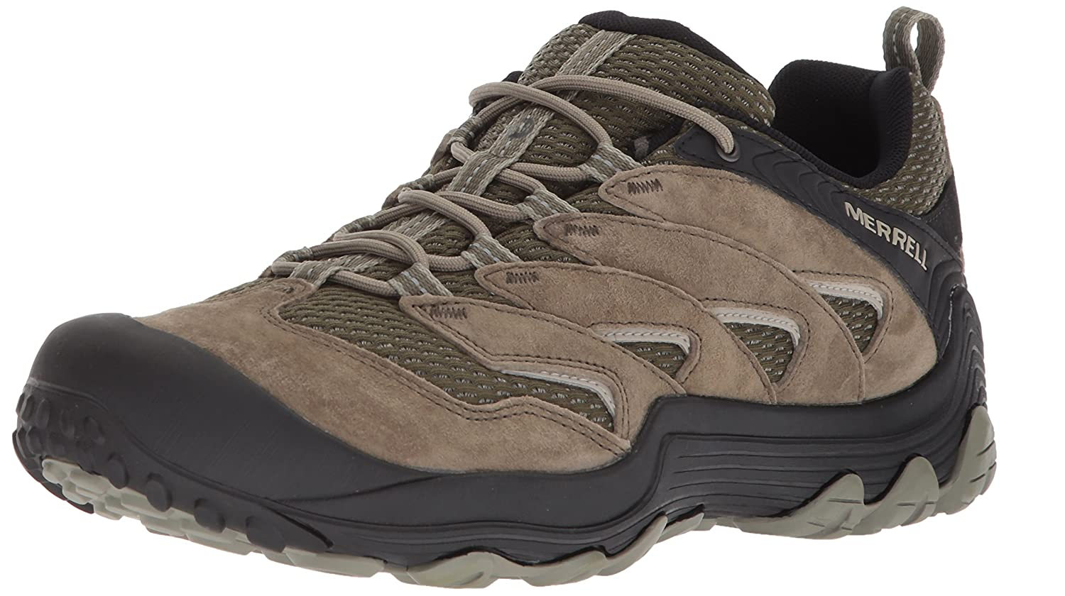 Merrell Women's Chameleon 7 Limit Hiking Boot B072398WBT 9 D(M) US|Dusty Olive Men's