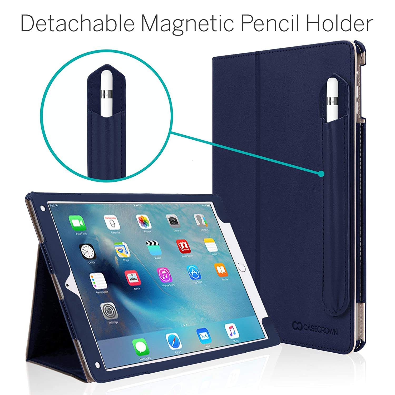 Amazon.com: iPad Pro 10.5 Case, CaseCrown Bold Standby Pro Case ...
