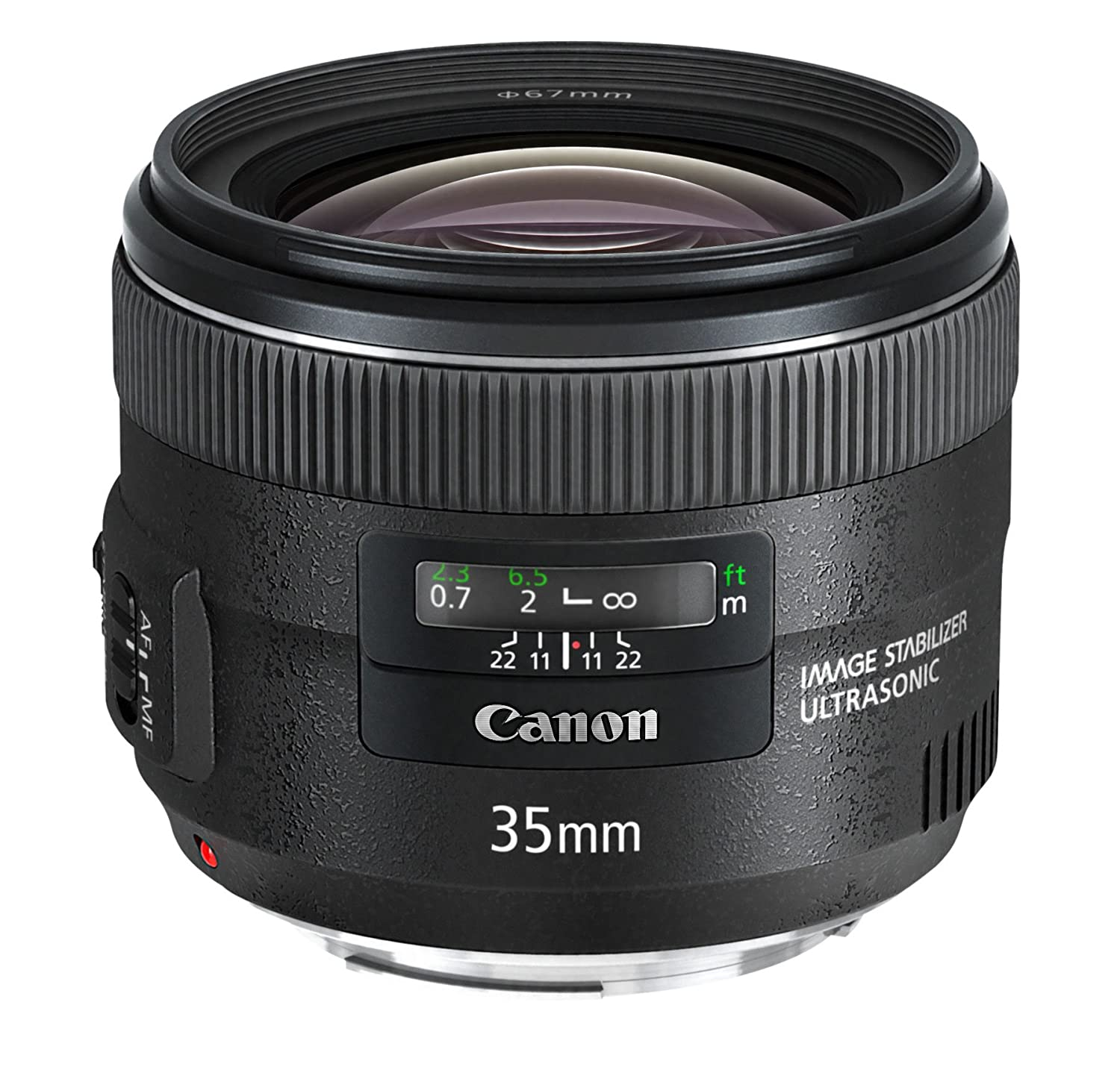 Canon EF mm f IS USM Objetivo para canon distancia focal fija