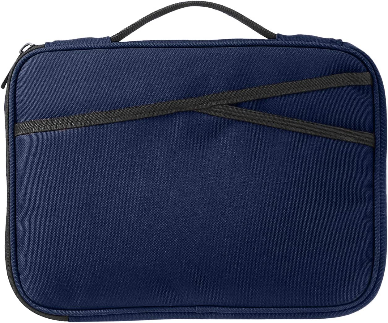 AmazonBasics Tablet Sleeve Case Bag - 10-Inch, Navy