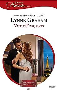 Votos Forçados (Harlequin Jessica Especial Livro 288)