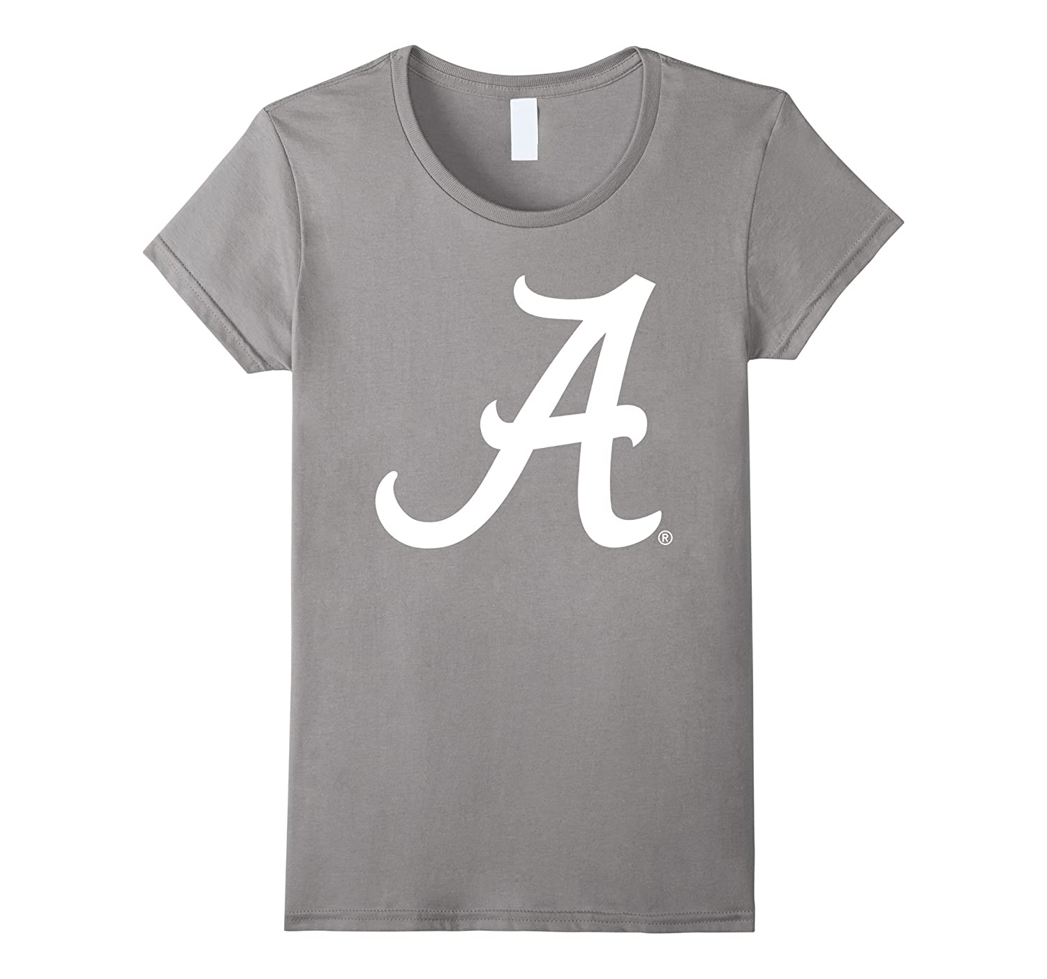 Alabama Crimson Tide Cute Women's NCAA T-Shirt C16BH06-FL
