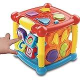 VTech 150505 - Jouet D'Éveil - Baby Cube D'Éveil