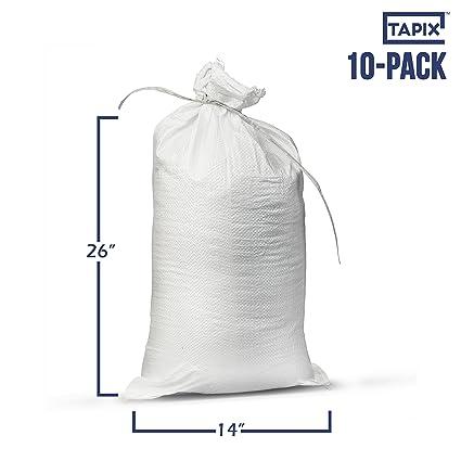 Amazon.com: Tapix bolsas de arena multiuso • livianas y ...