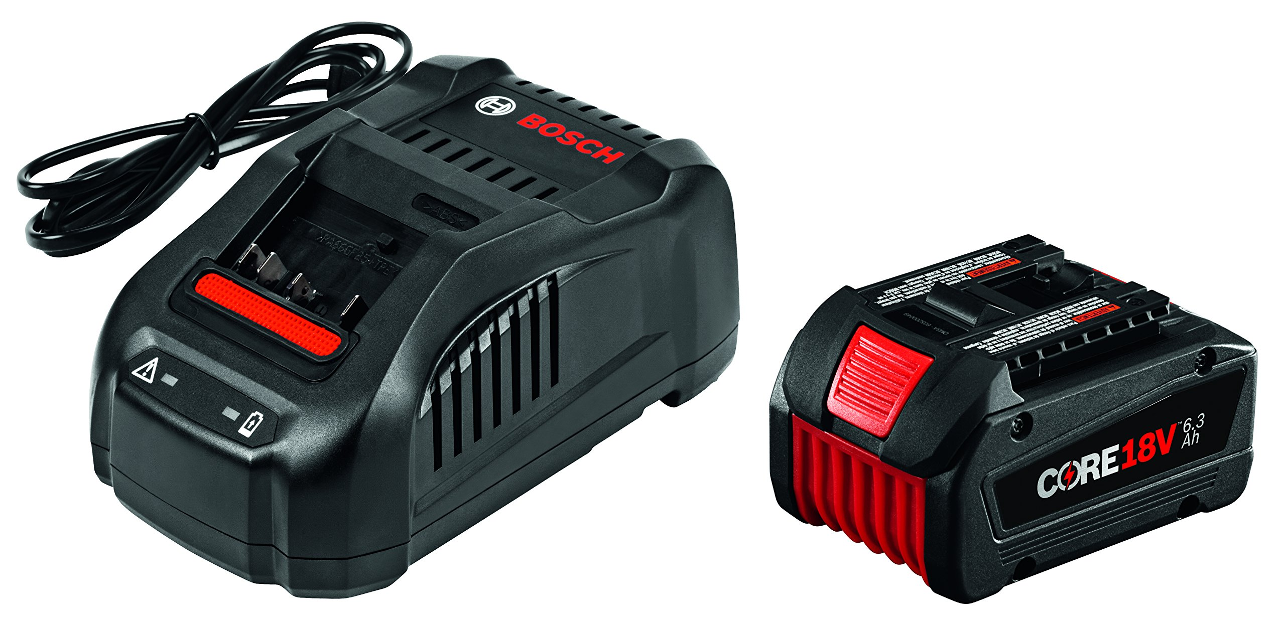 Bosch 18V Starter Kit with CORE18V Battery and Charger GXS18V-01N14 by Bosch