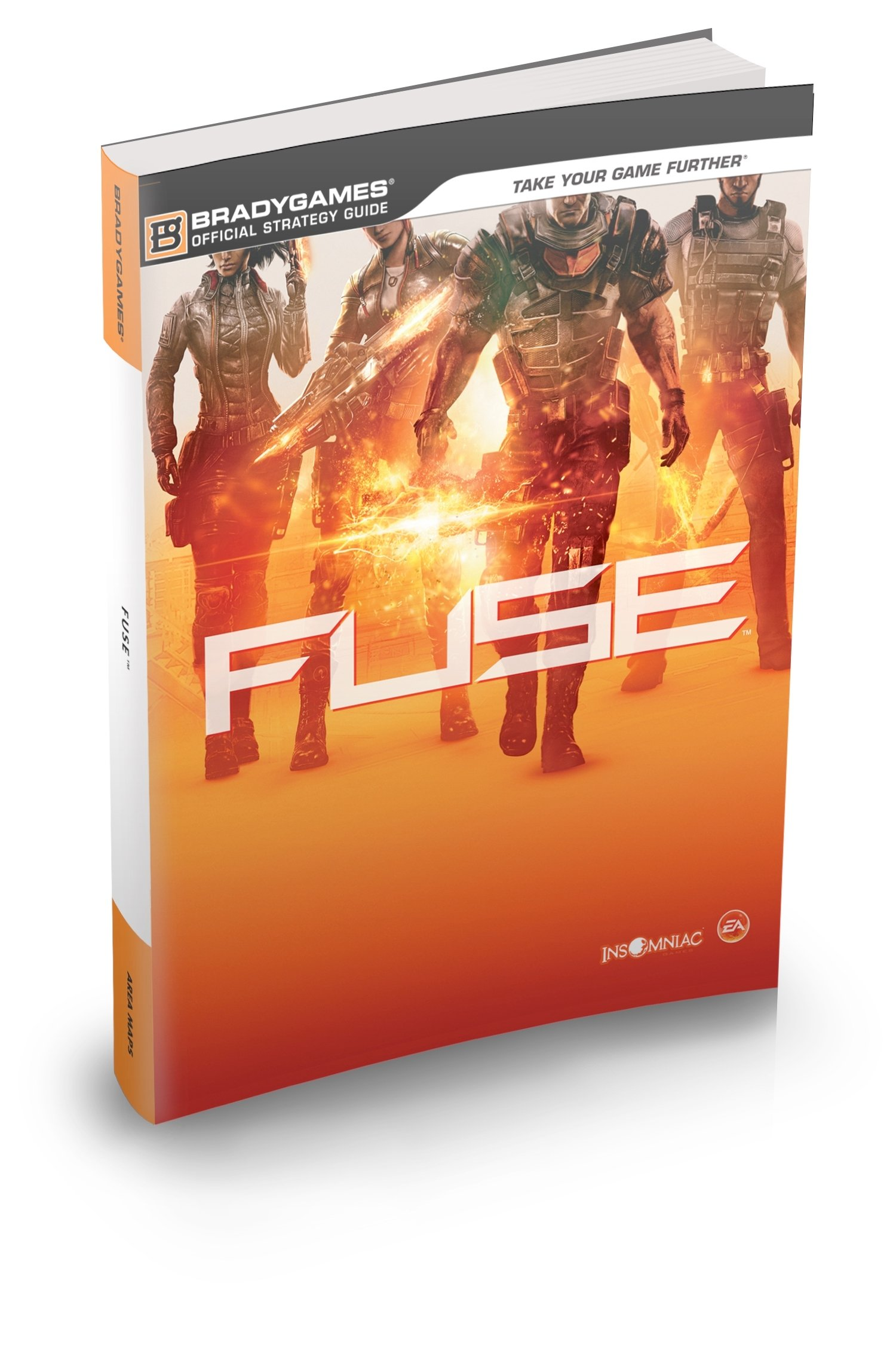 Download Fuse Official Strategy Guide pdf epub