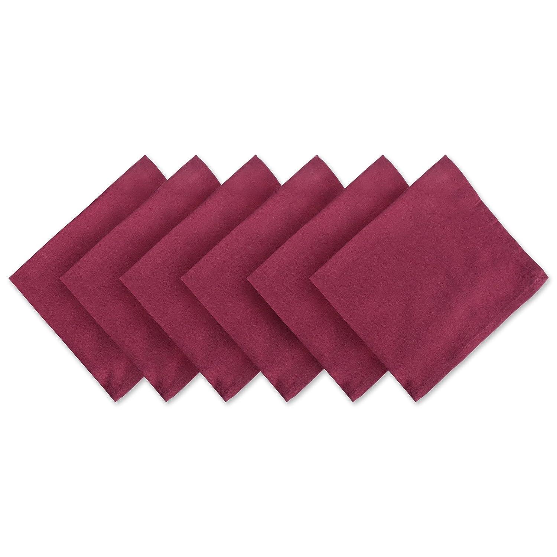 DII 100% Cotton, Oversized Basic Everyday 20x 20 Napkin CAMZ32400