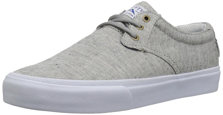 Lakai Daly Skate Shoe 14 M US|Grey Textile