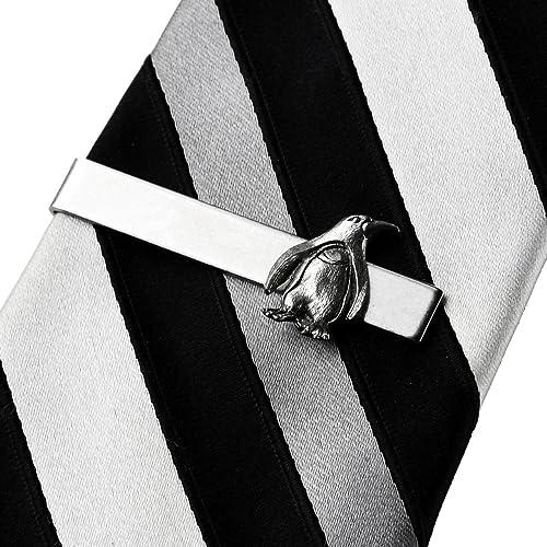 Quality Handcrafts Guaranteed Penguin Tuxedo Studs