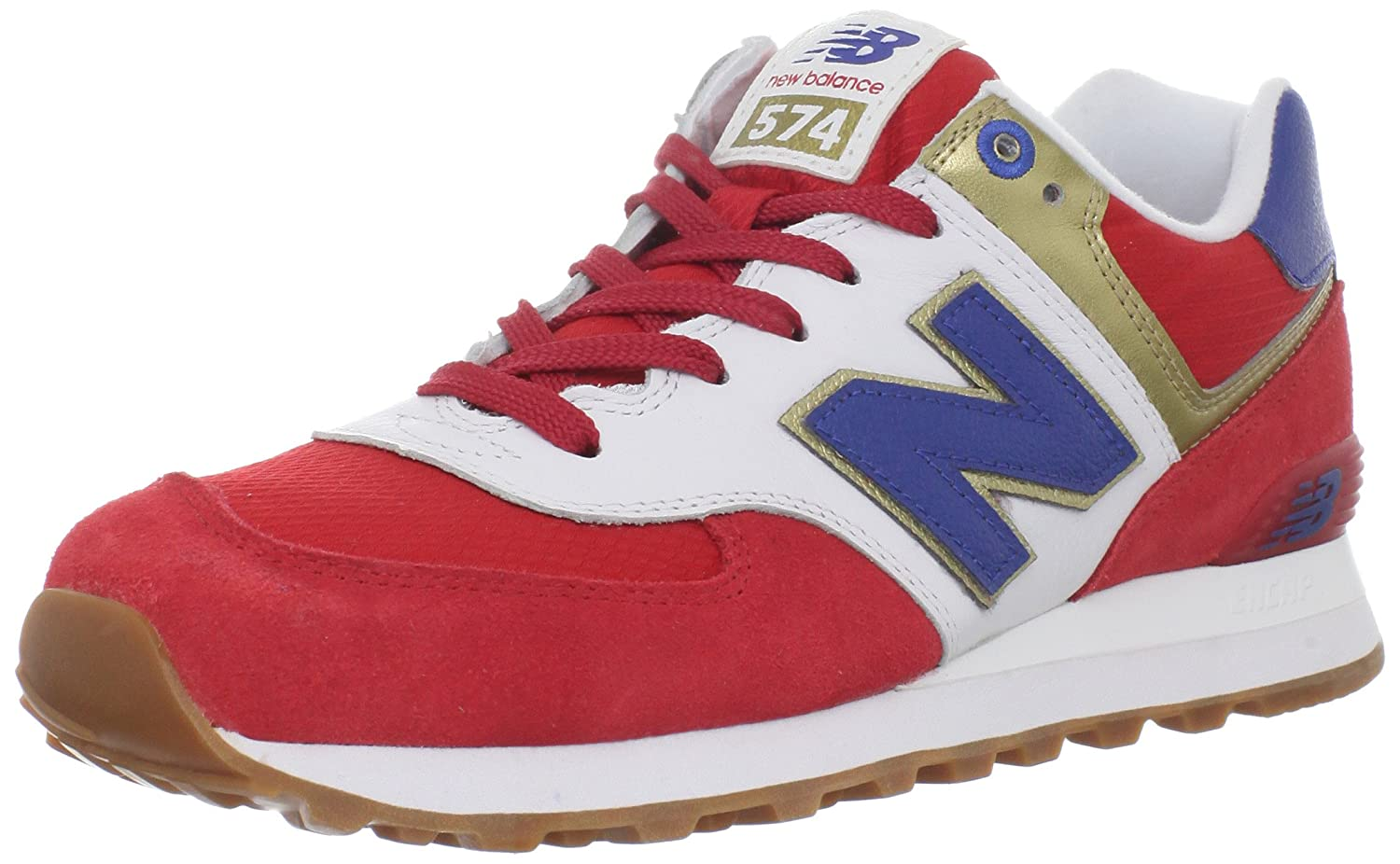 new balance ml574 rood