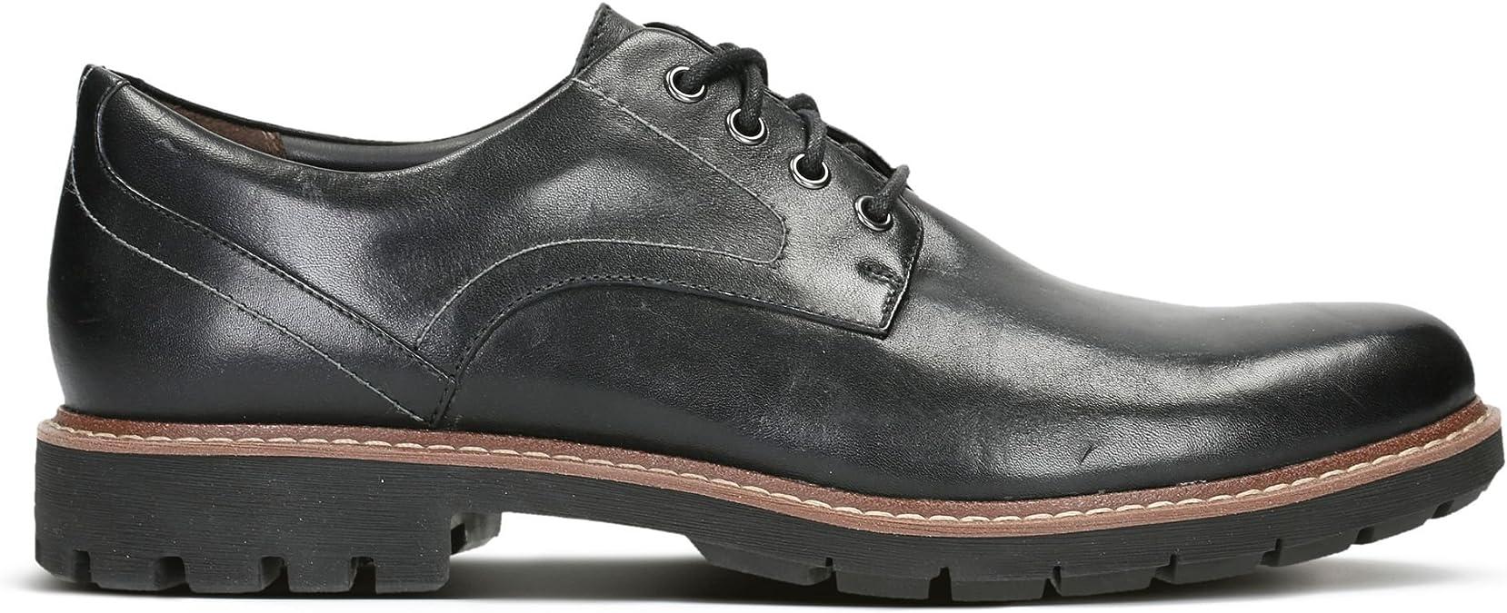 TALLA 43 EU. Clarks Batcombe Hall Derby - Zapatos de Cordones  para Hombre