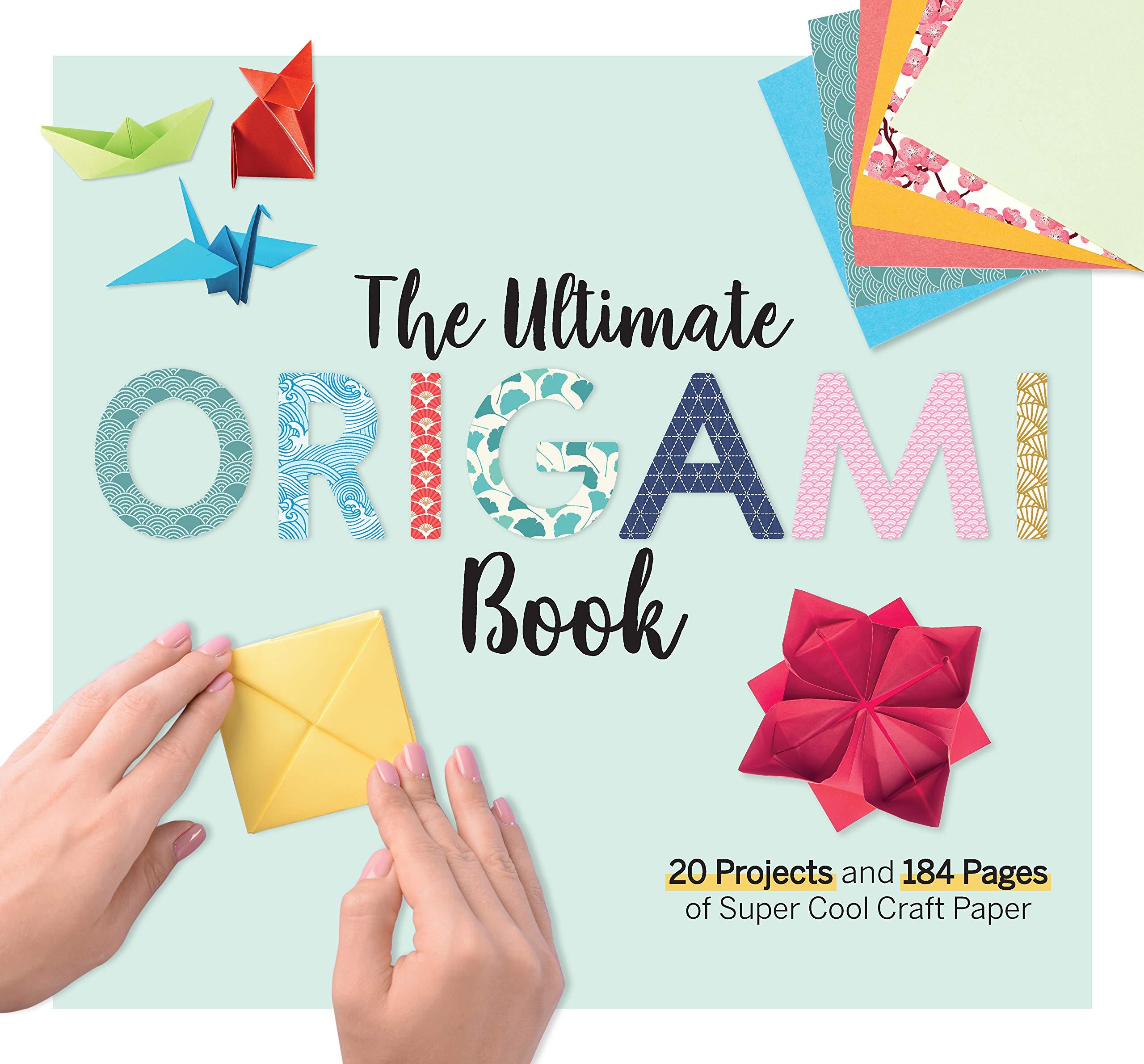 6 Fabulous DIY Origami Crafts | Handmade Charlotte | 2381x2560