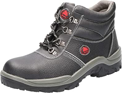 Bata Safety Boots, Storm, Size 44