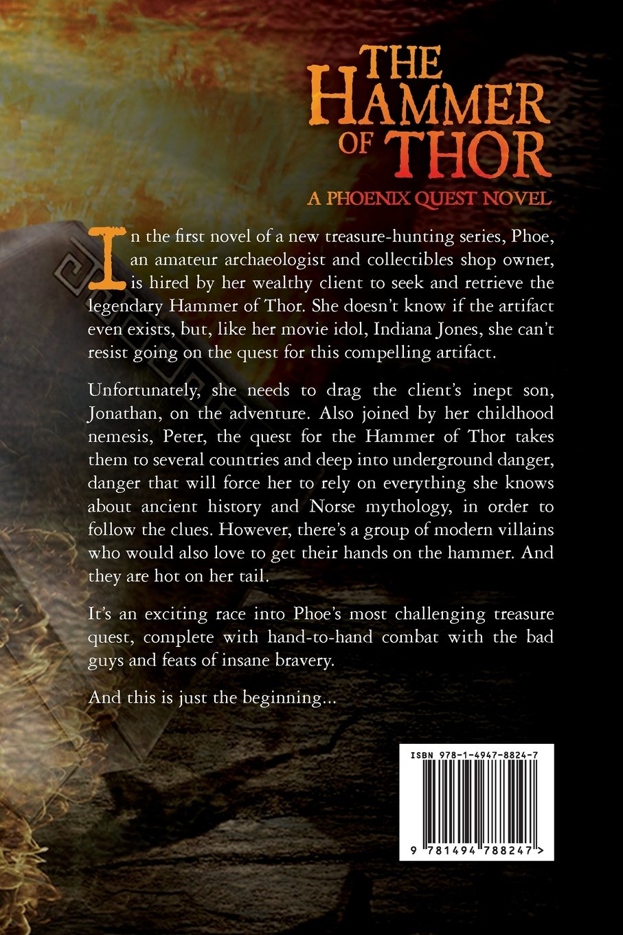 amazon in buy the hammer of thor book online at low prices in