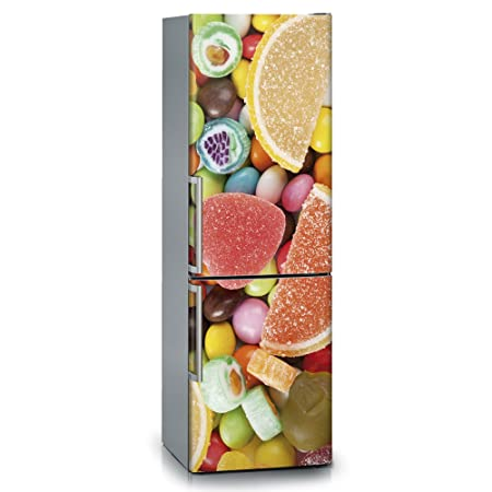 Vinilo para nevera | Stickers Fridge | Pegatina Frigo | Chuches ...