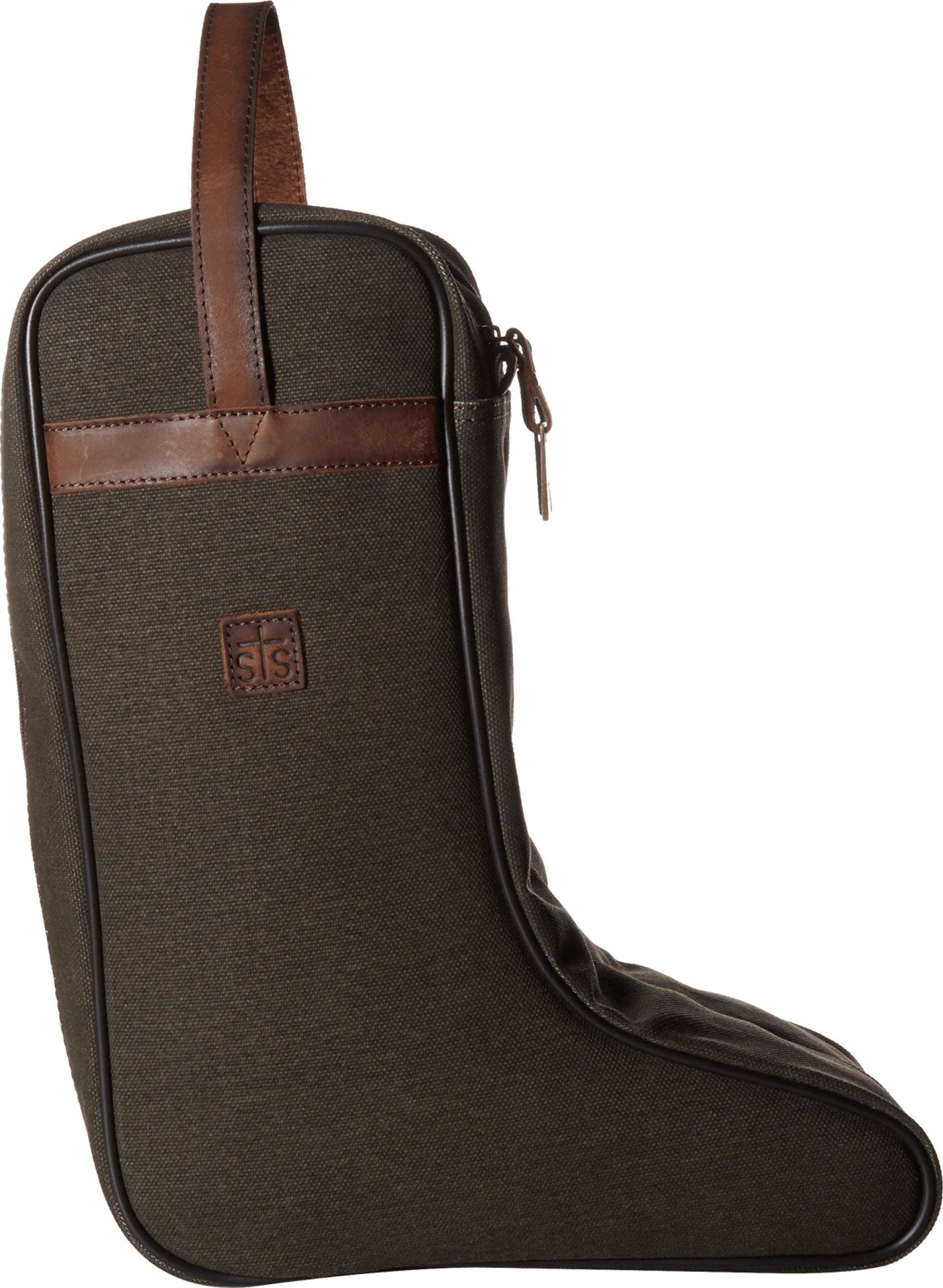 STS Ranchwear Unisex STS Boot Bag Dark Canvas One Size