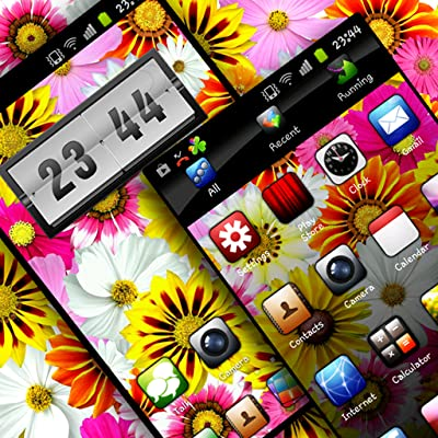 Floral Showers Theme