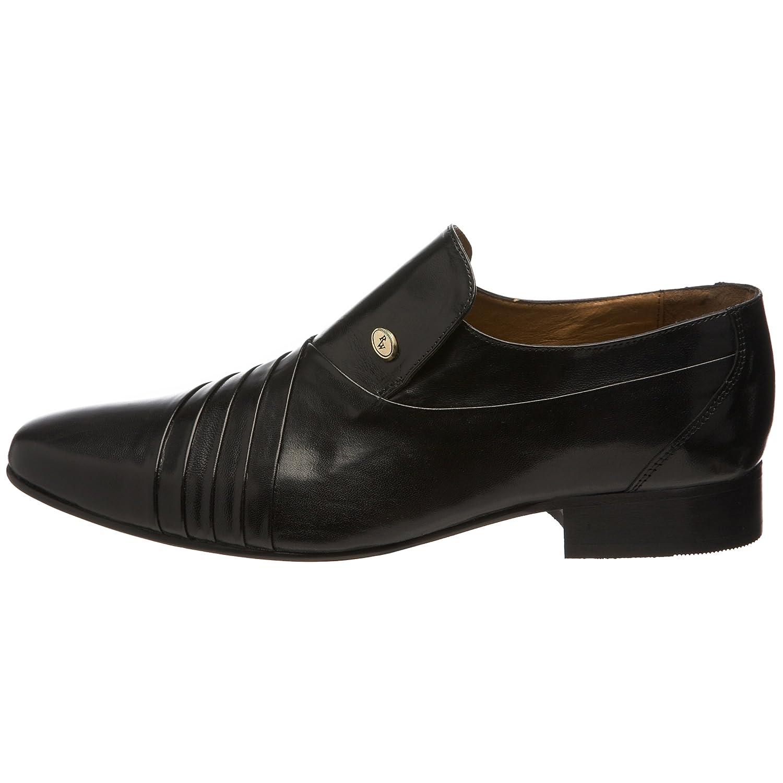 Rombah Wallace - Zapatillas de deporte de cuero para hombre: Amazon.es: Zapatos y complementos