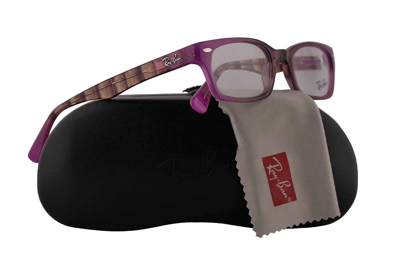 e4b81ddb0b3b4 Ray Ban RX5150 Eyeglasses 48-19-135 Gradient Antique Pink On Pink 5489 RX