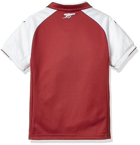 Puma Afc Home Camiseta de Fútbol, niños: Amazon.es: Deportes y aire libre