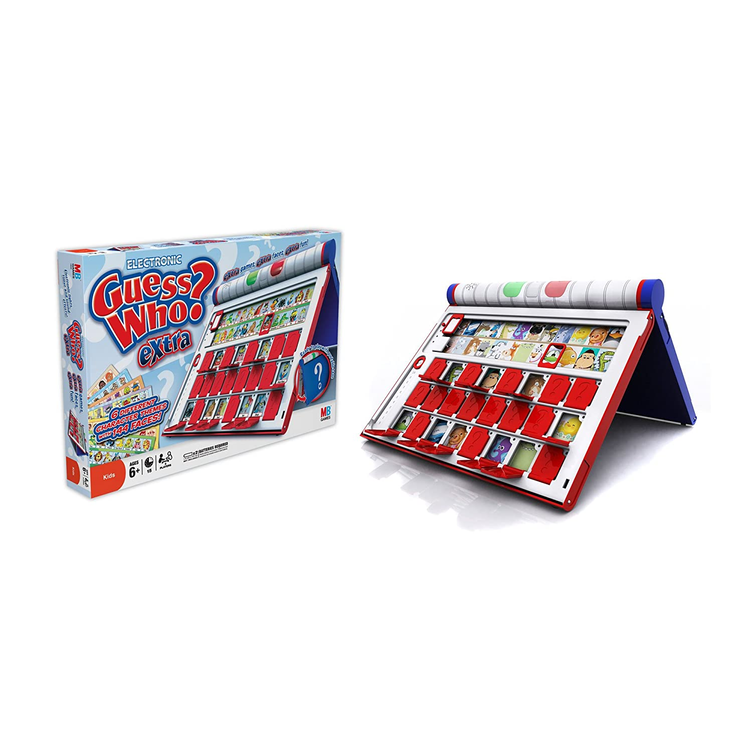 Buy Funskool Guess Who Extra line at Low Prices in India Amazon