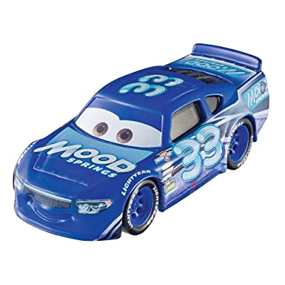 Disney Pixar Cars 3: Dud Throttleman Die-cast Vehicle: Toys & Games