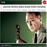 Jascha Heifetz Plays Sonatas For Vio Lin