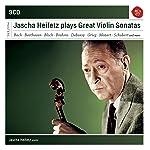 Jascha Heifetz Plays Sonatas For Vio Lin