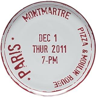 Reiseprint Porzellan Bitossi Home Mca1 Pizzateller Paris